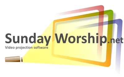 Video presentation software for churches